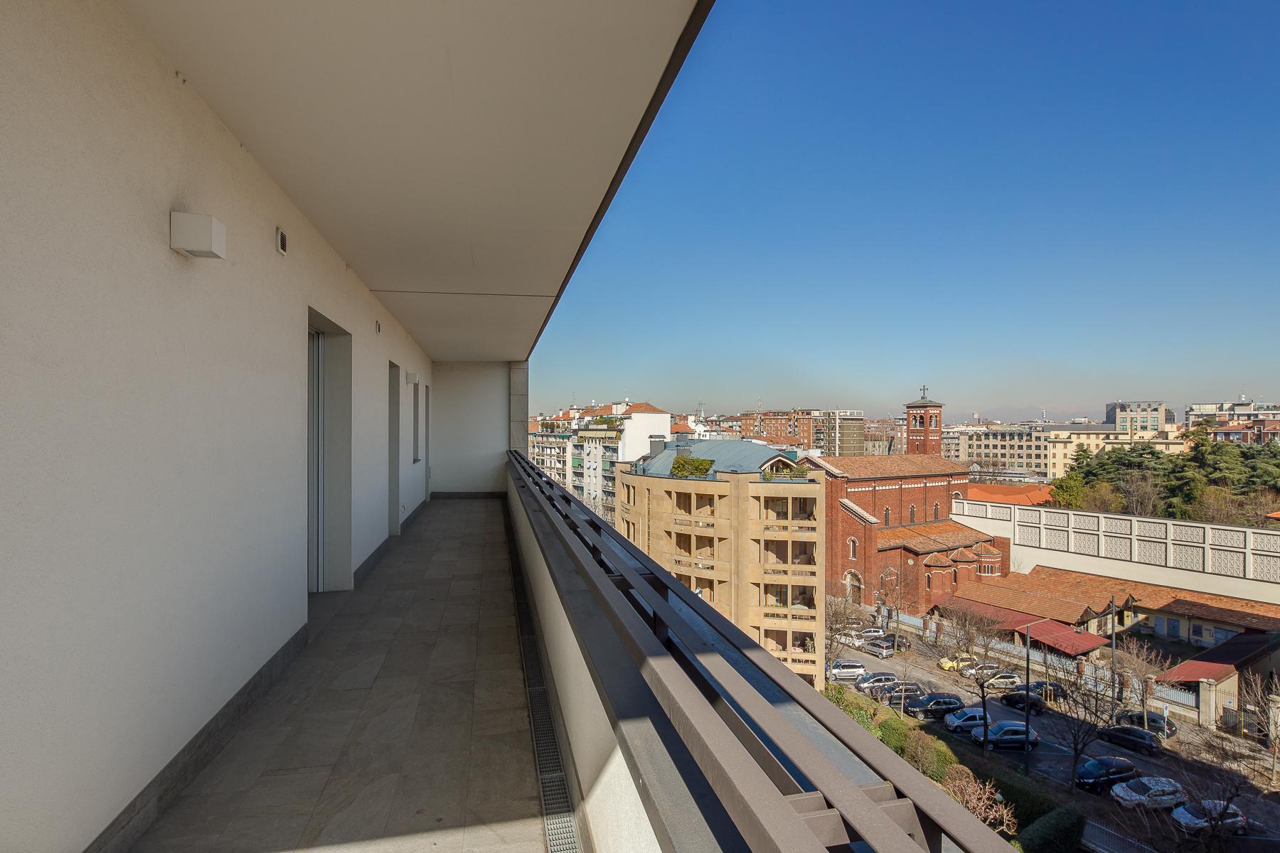 Attico in Vendita a Milano: 4 locali, 200 mq - Foto 27