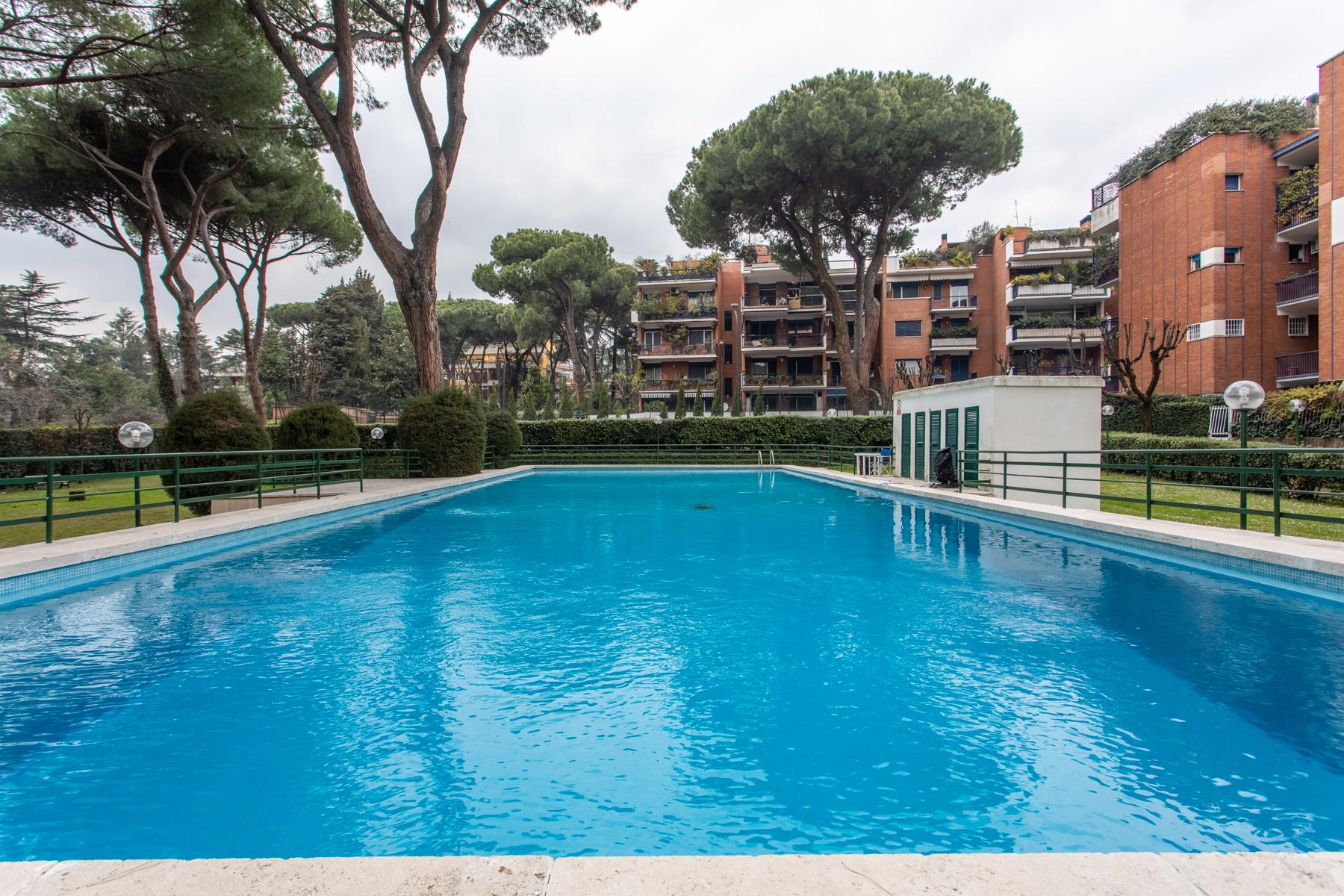 Appartamento in Affitto a Roma:  5 locali, 220 mq  - Foto 1