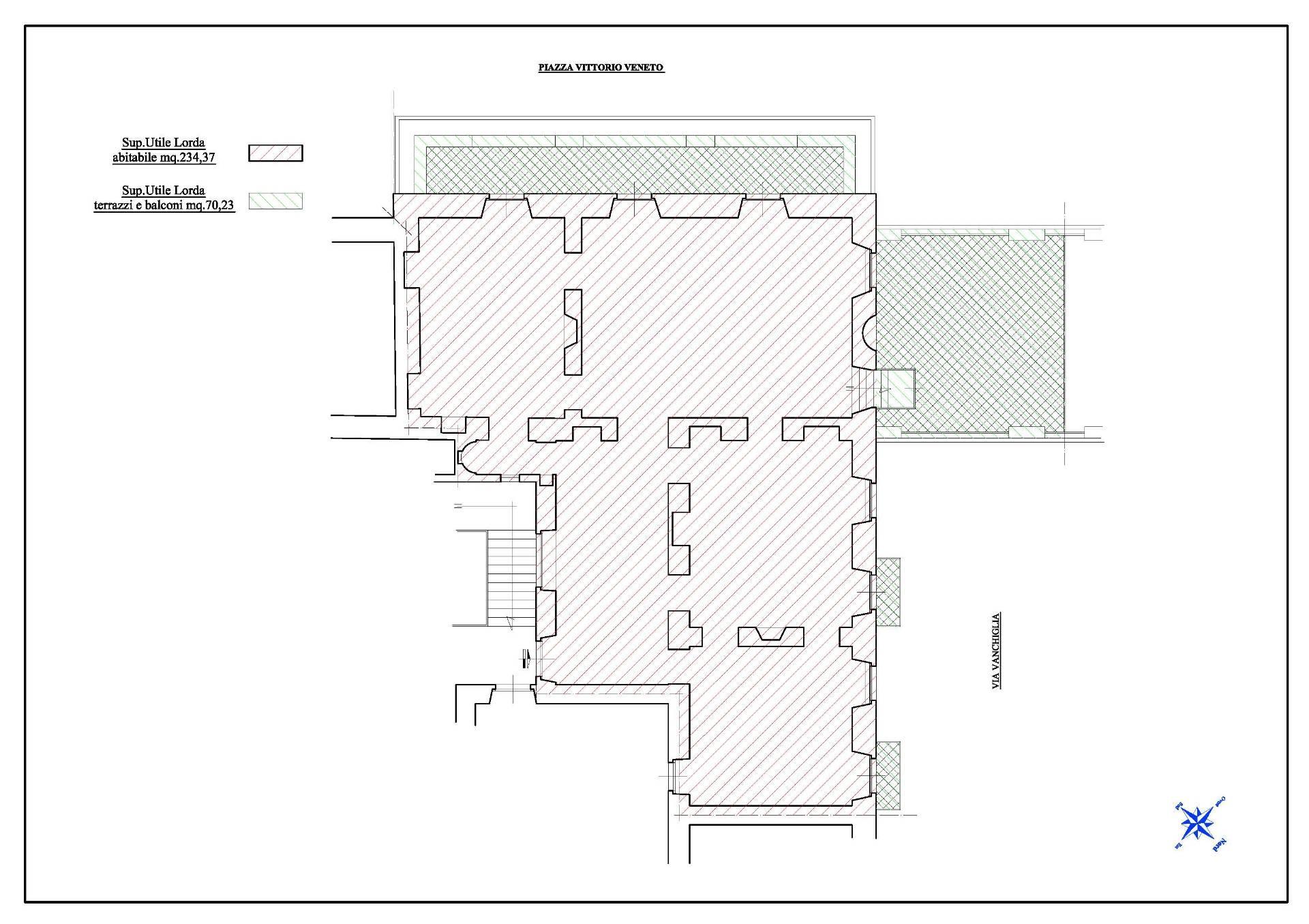 Appartamento in Vendita a Torino: 5 locali, 300 mq - Foto 21