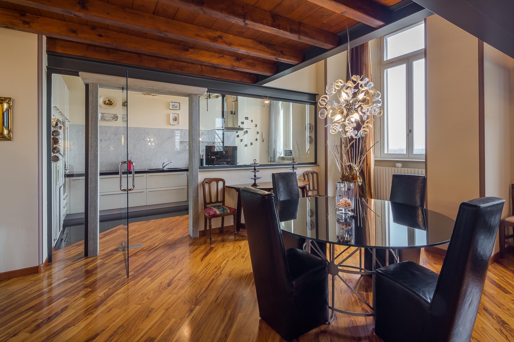 Appartamento in Vendita a Vaprio D'Adda: 4 locali, 170 mq - Foto 5