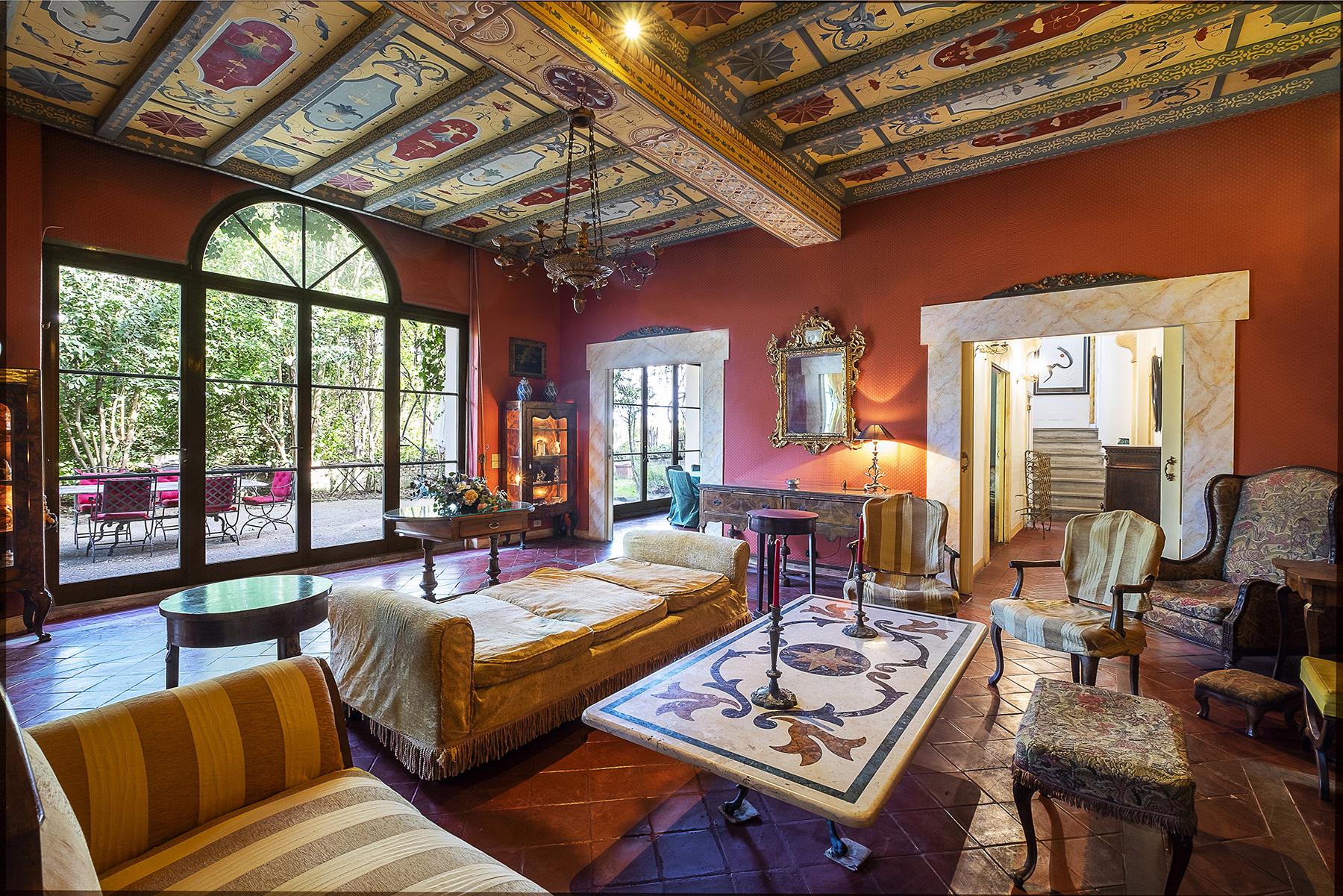 Villa in Affitto a Roma 28 Trastevere / Testaccio: 5 locali, 180 mq