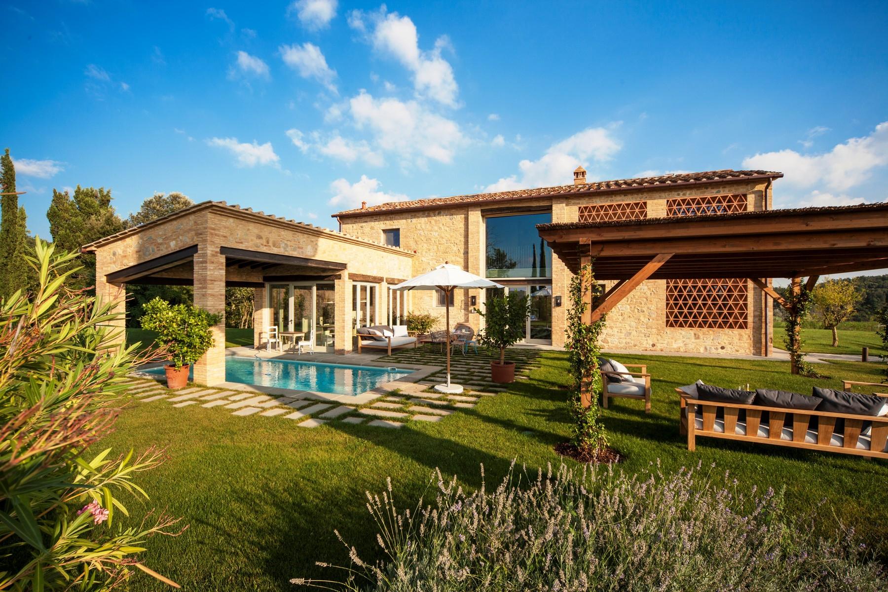 Villa in Vendita a Montaione via poggiali