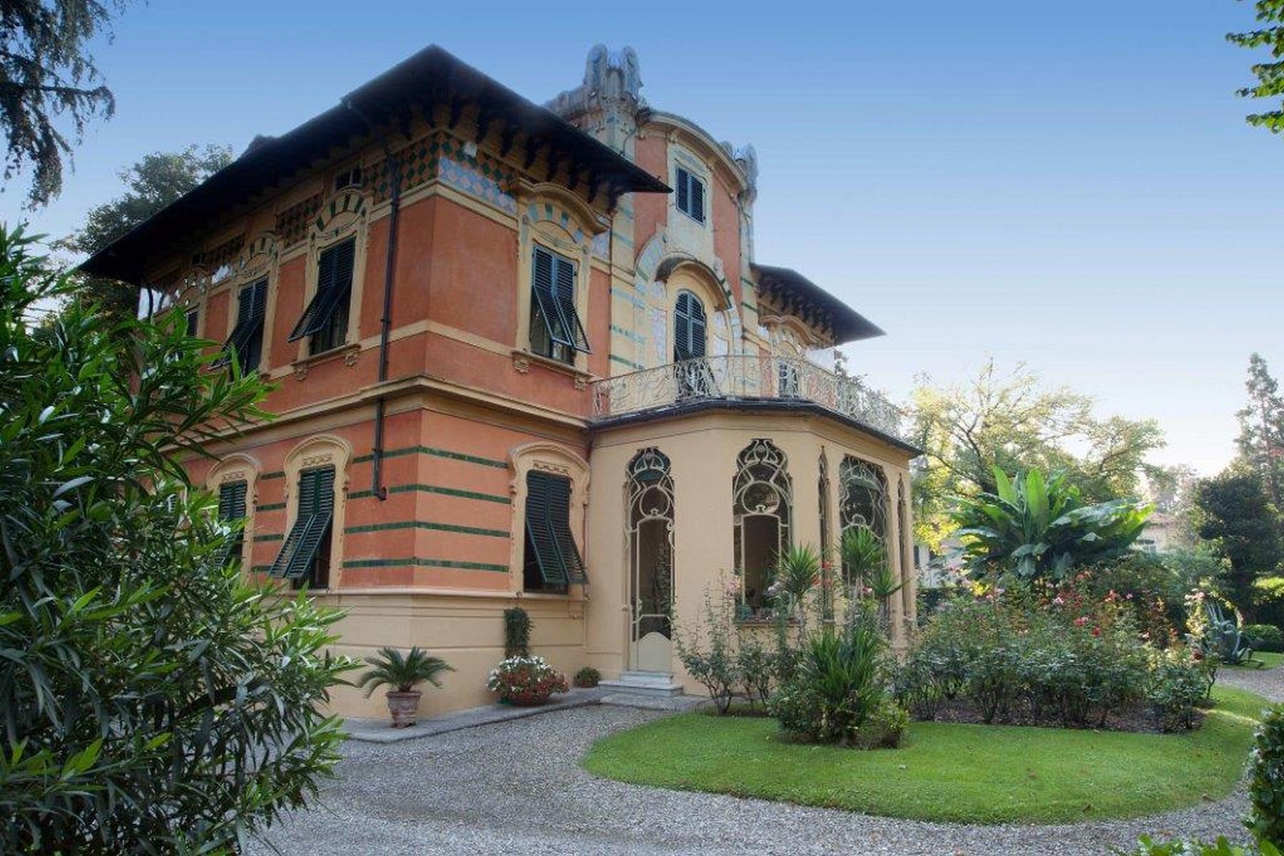 Villa in Vendita a Capannori via pietro paolini