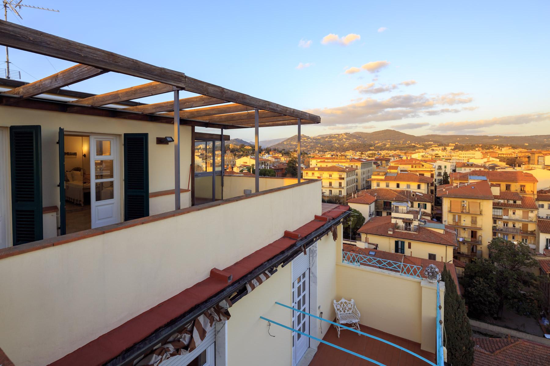 Attico in Vendita a Firenze: 5 locali, 250 mq - Foto 23