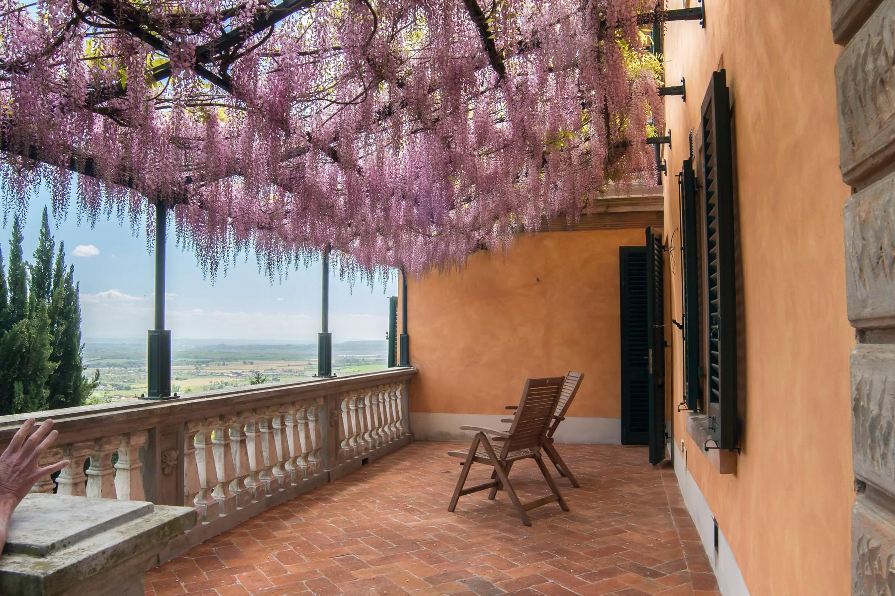 Villa in Vendita a Monsummano Terme: 5 locali, 500 mq