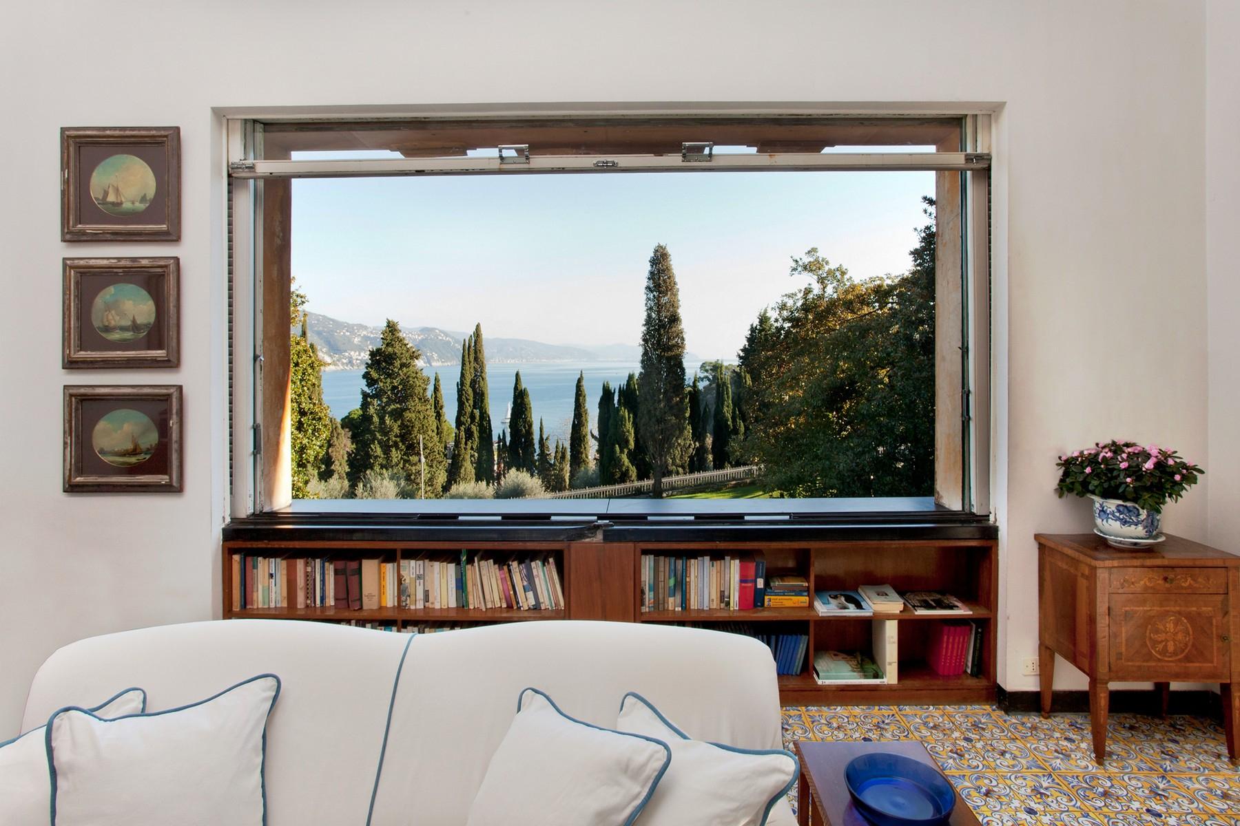 Villa in Vendita a Santa Margherita Ligure via san michele di pagana