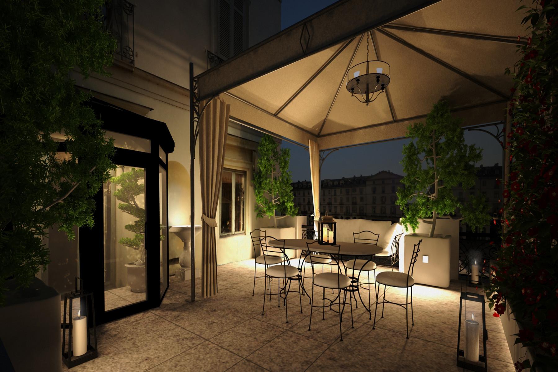 Appartamento in Vendita a Torino: 5 locali, 300 mq - Foto 8