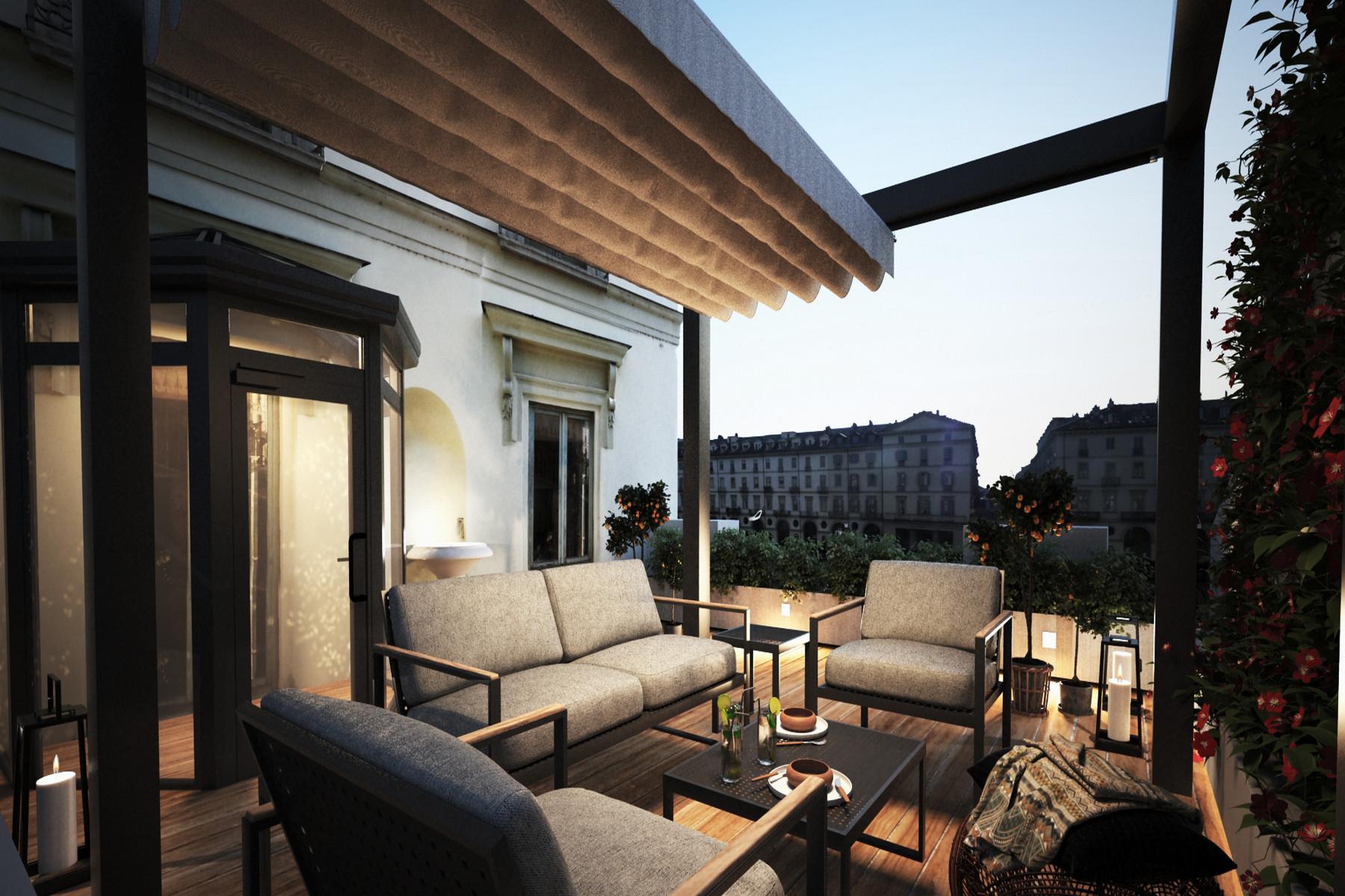Appartamento in Vendita a Torino: 5 locali, 300 mq - Foto 7