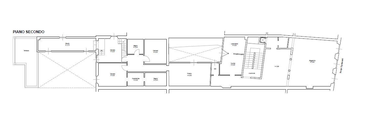 Appartamento in Vendita a Firenze: 5 locali, 208 mq - Foto 17