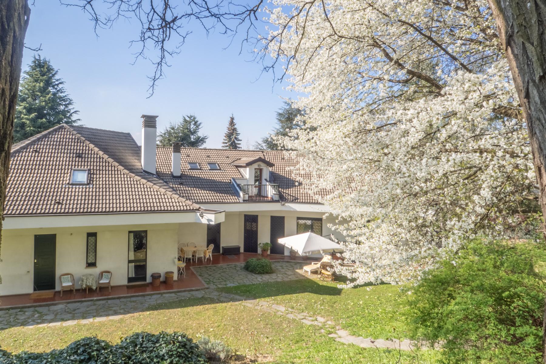 Villa in Vendita a Torino ponte strada del isabella a san vito