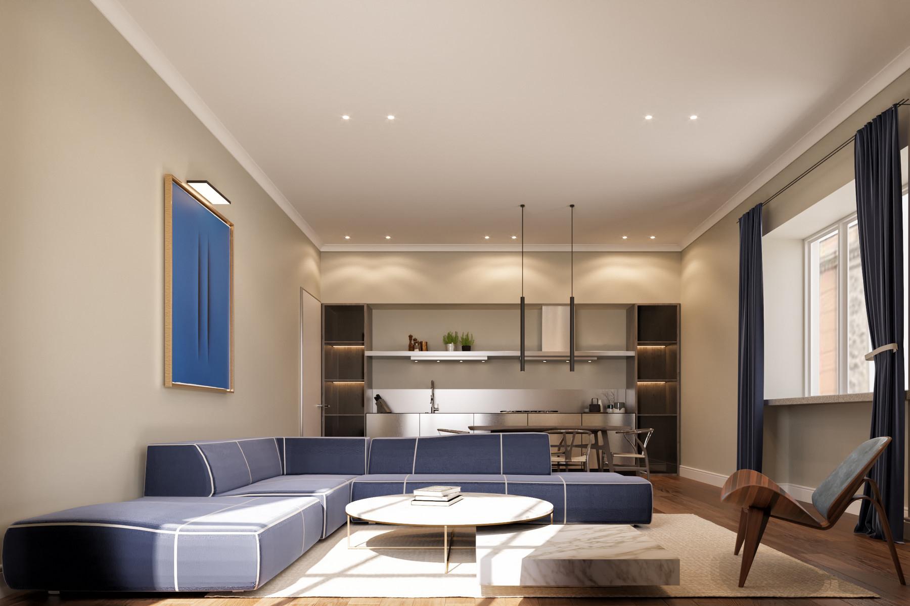 Appartamento in Vendita a Torino: 2 locali, 72 mq