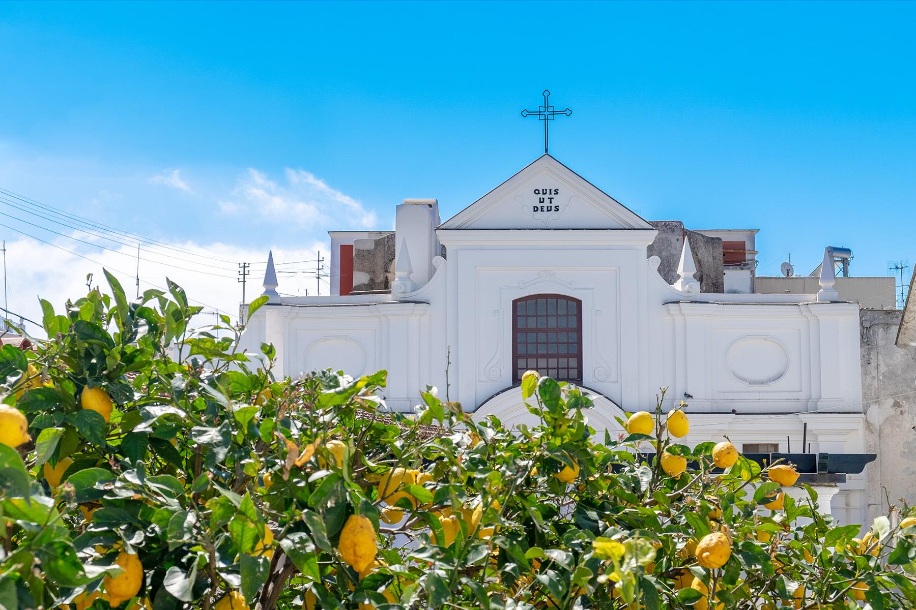 Casa indipendente in Vendita a Capri: 5 locali, 300 mq - Foto 27