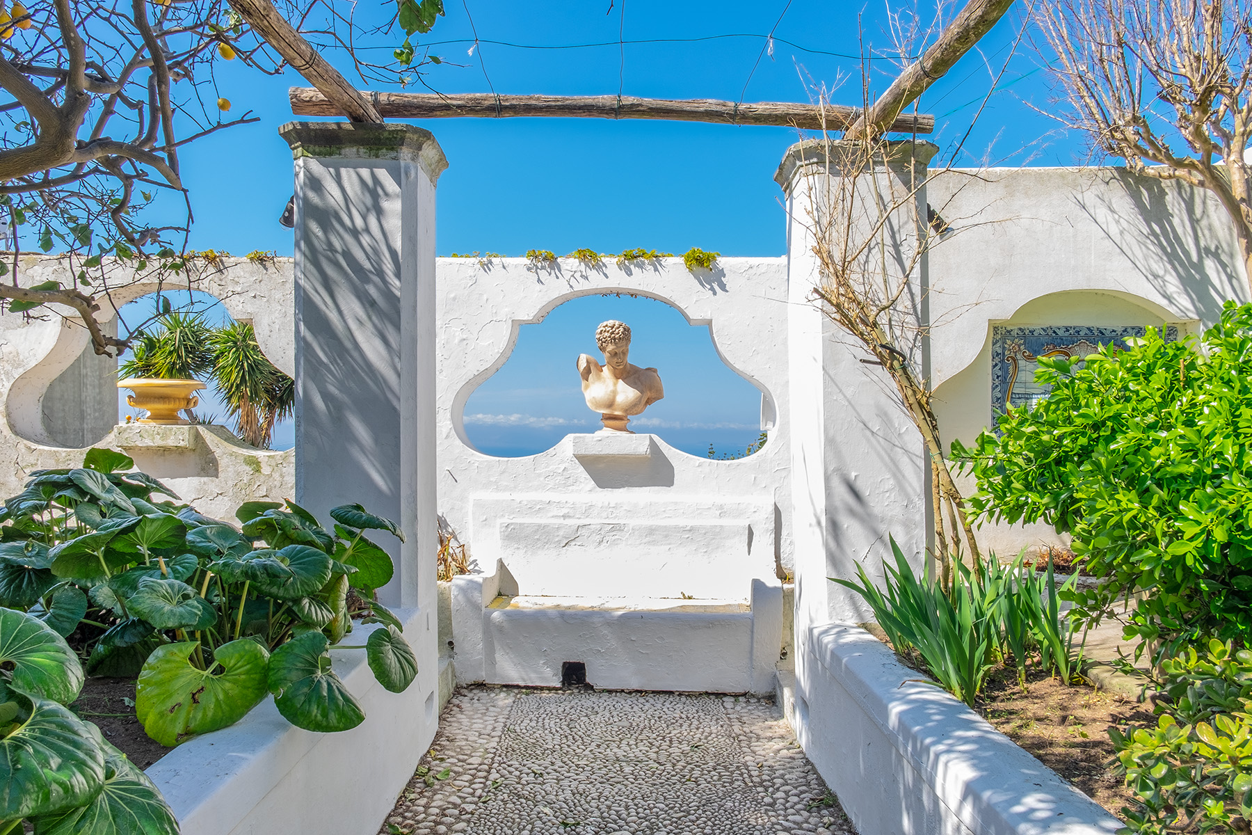 Casa indipendente in Vendita a Capri via timpone