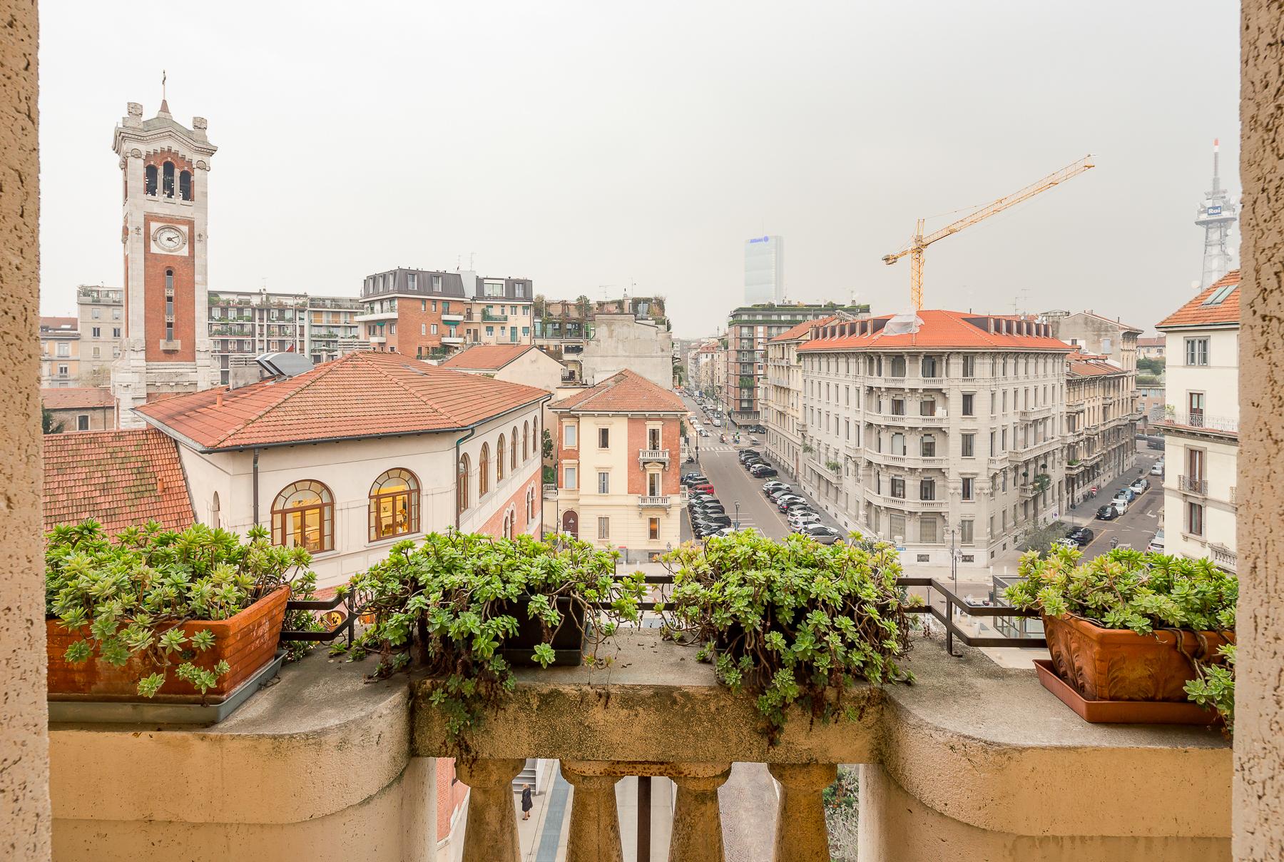 Attico in Vendita a Milano via francesco domenico guerrazzi