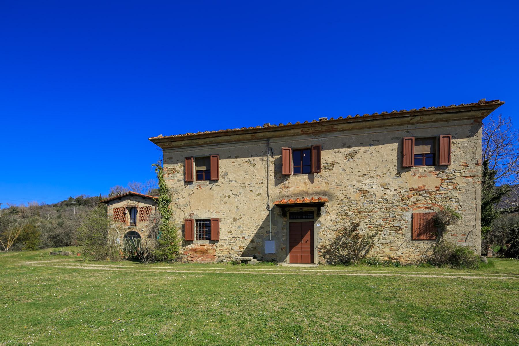 Casa indipendente in Vendita a Castelfranco Di Sopra