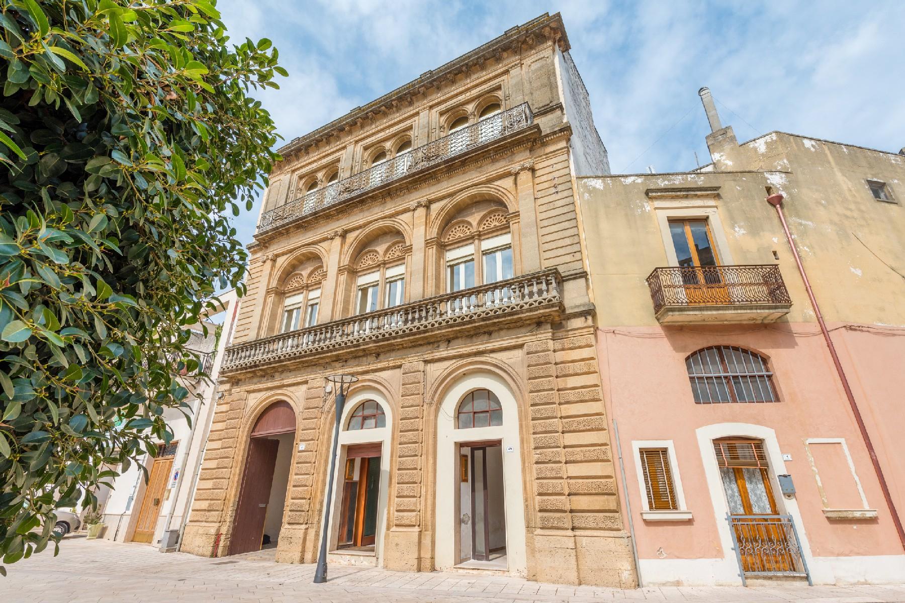 Palazzo in Vendita a Aradeo: 5 locali, 600 mq - Foto 21
