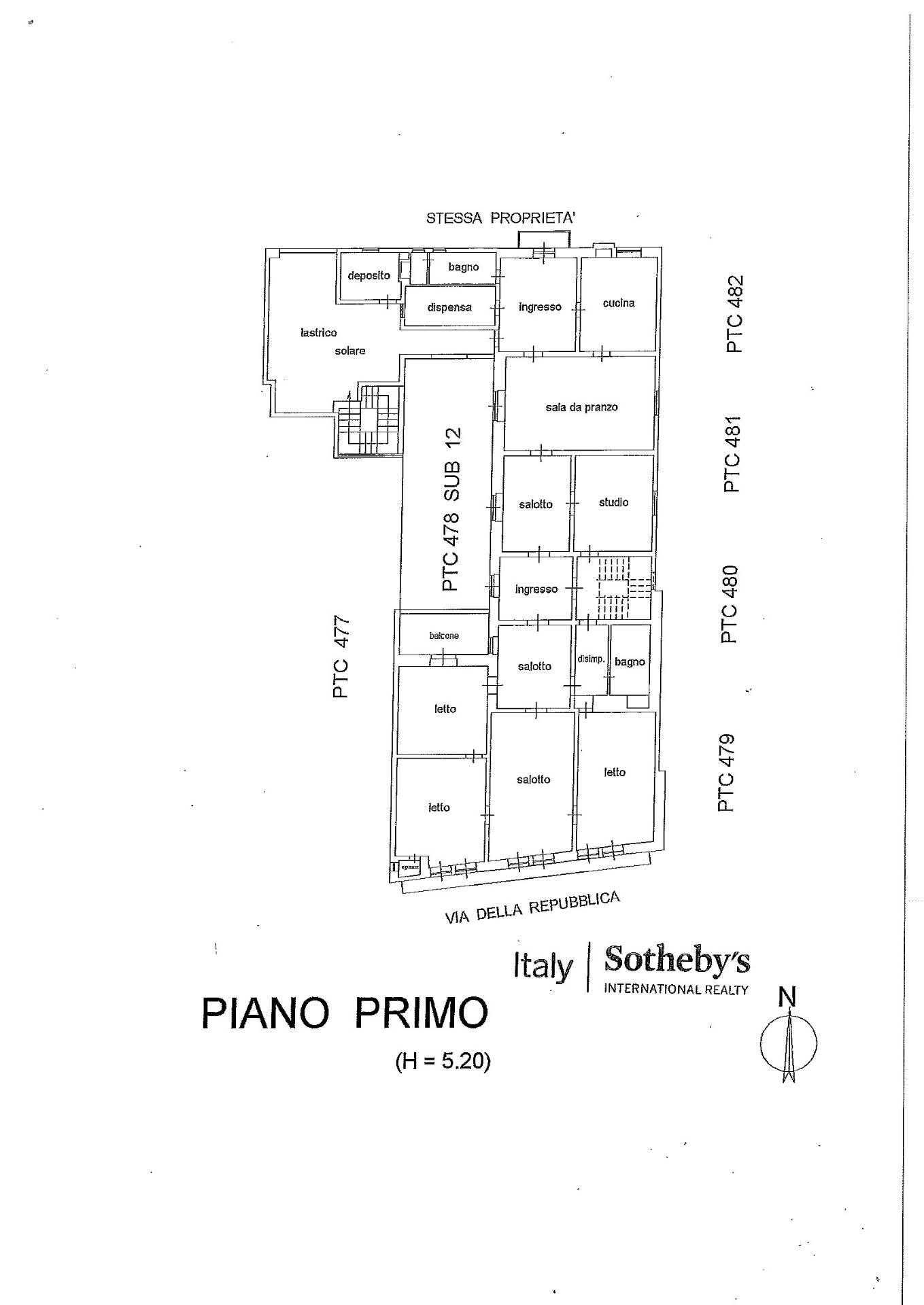 Palazzo in Vendita a Aradeo: 5 locali, 600 mq - Foto 25