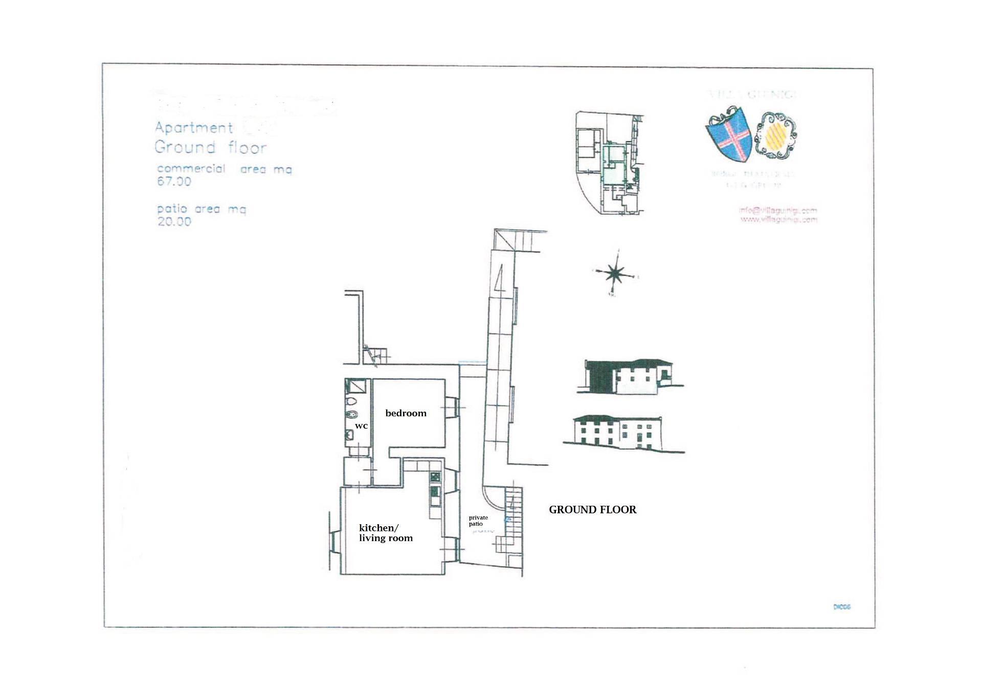 Appartamento in Vendita a Capannori: 2 locali, 67 mq - Foto 21