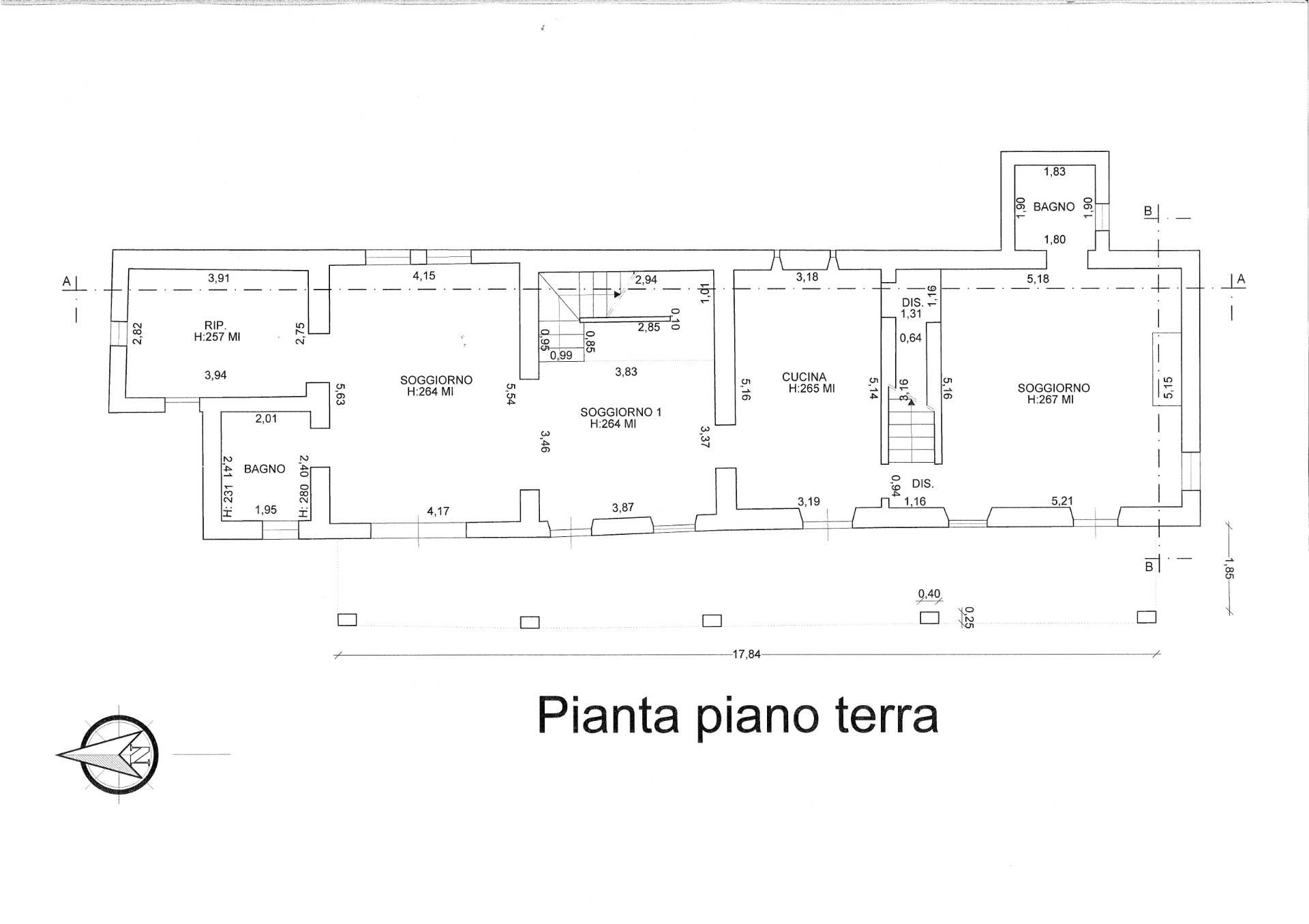 Villa in Vendita a Pescia: 5 locali, 291 mq - Foto 28