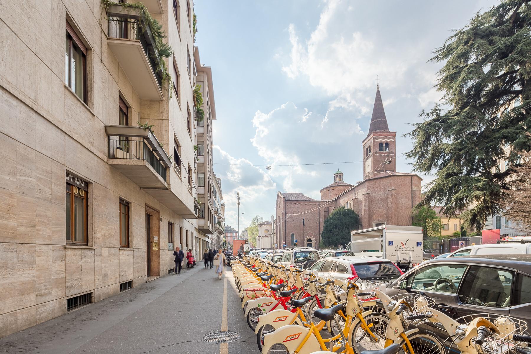 Ufficio-studio in Vendita a Milano via fatebenefratelli