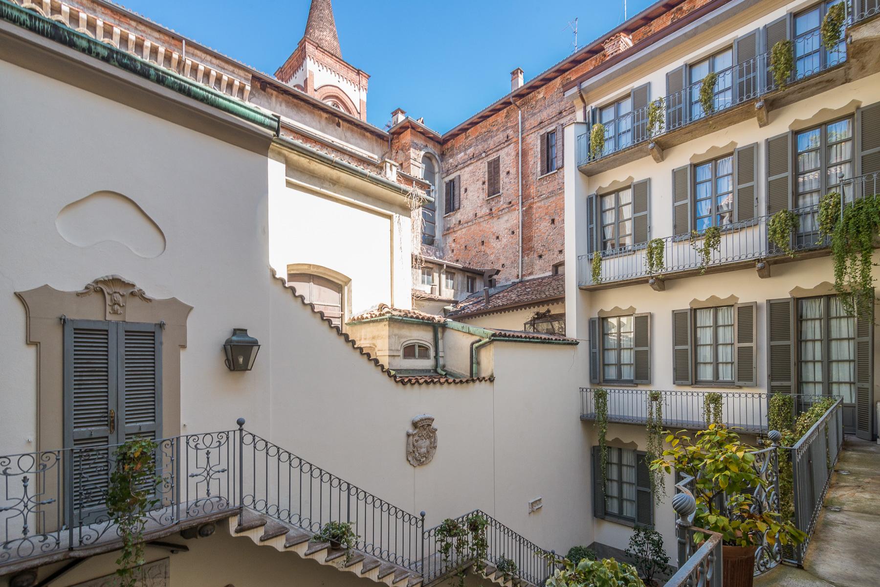 Appartamento in Affitto a Milano: 5 locali, 350 mq - Foto 7