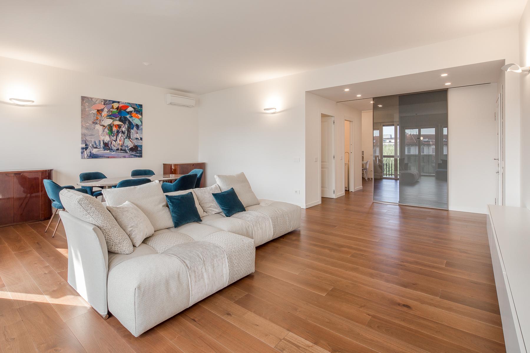 Appartamento in Affitto a Milano: 3 locali, 170 mq - Foto 2