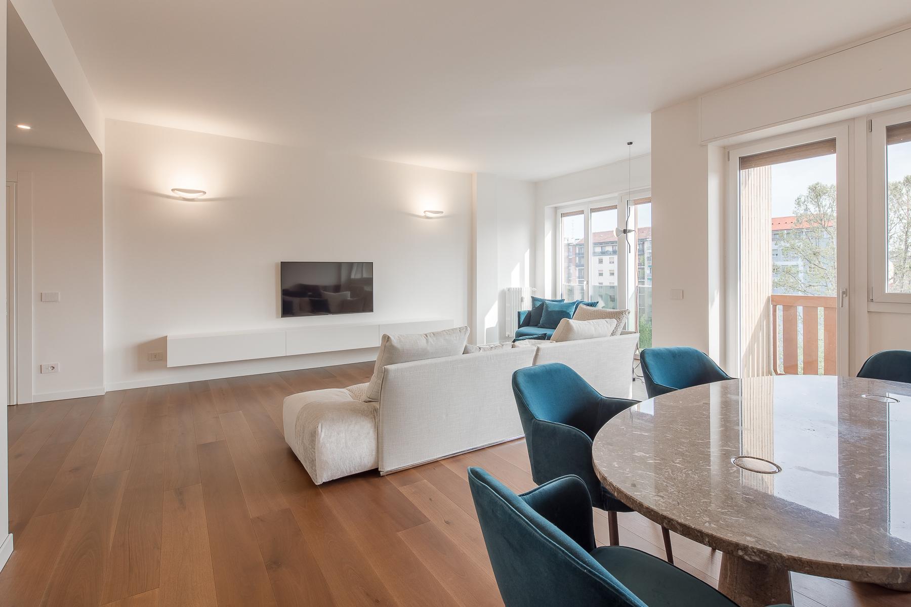 Appartamento in Affitto a Milano: 3 locali, 170 mq - Foto 3