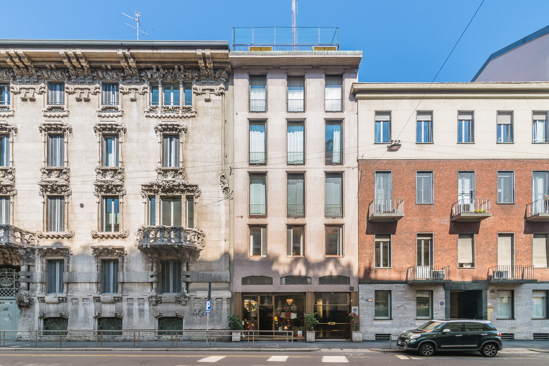 Attico in Vendita a Milano via senato
