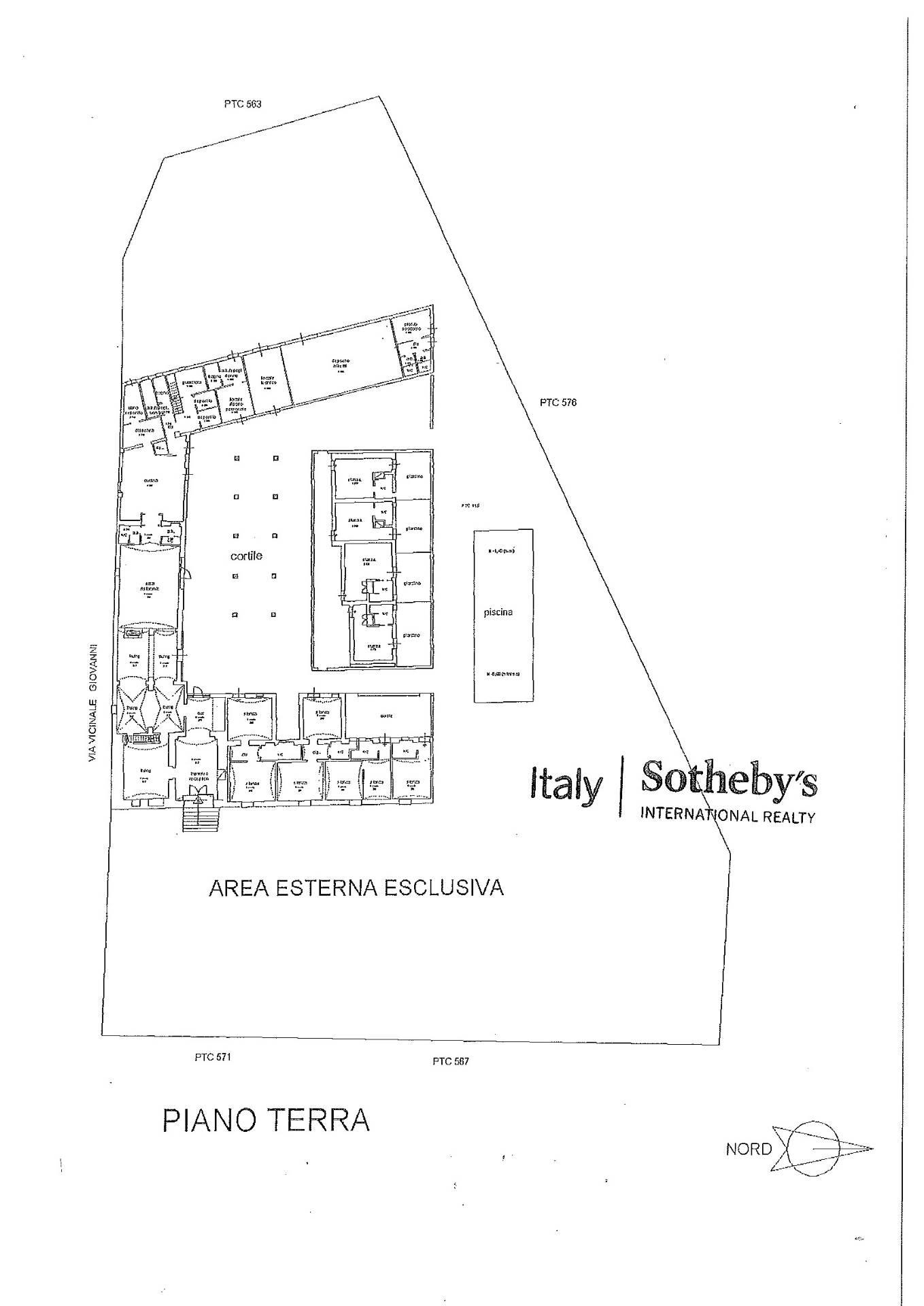 Villa in Vendita a Martano: 5 locali, 850 mq - Foto 24