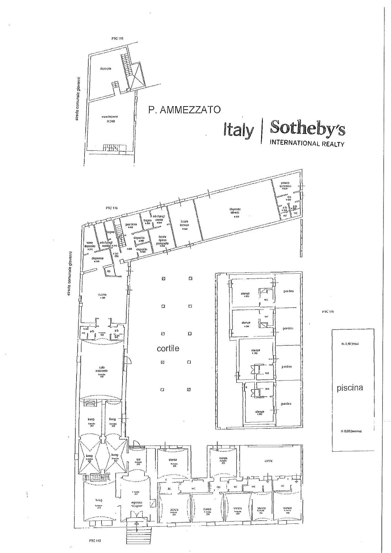 Villa in Vendita a Martano: 5 locali, 850 mq - Foto 25