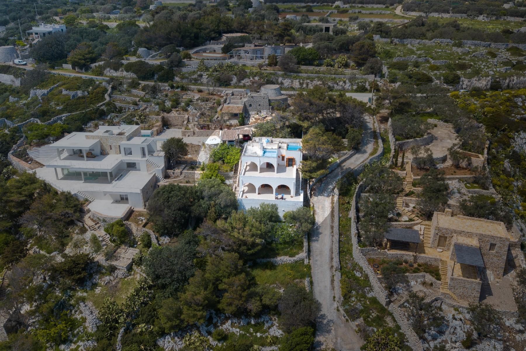 Villa in Vendita a Gagliano Del Capo: 5 locali, 220 mq - Foto 4