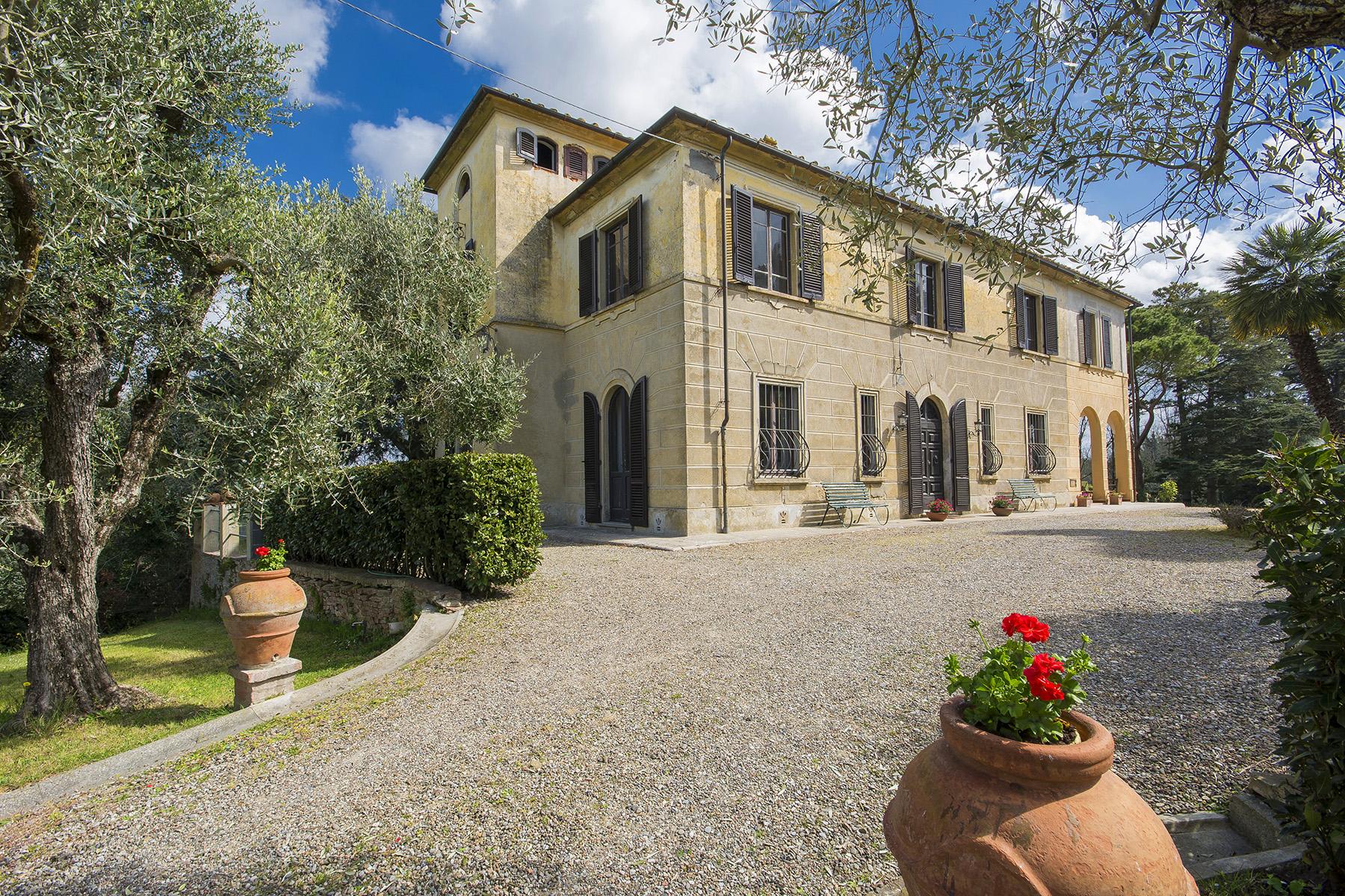 Villa in Vendita a Crespina Lorenzana: 5 locali, 900 mq - Foto 1