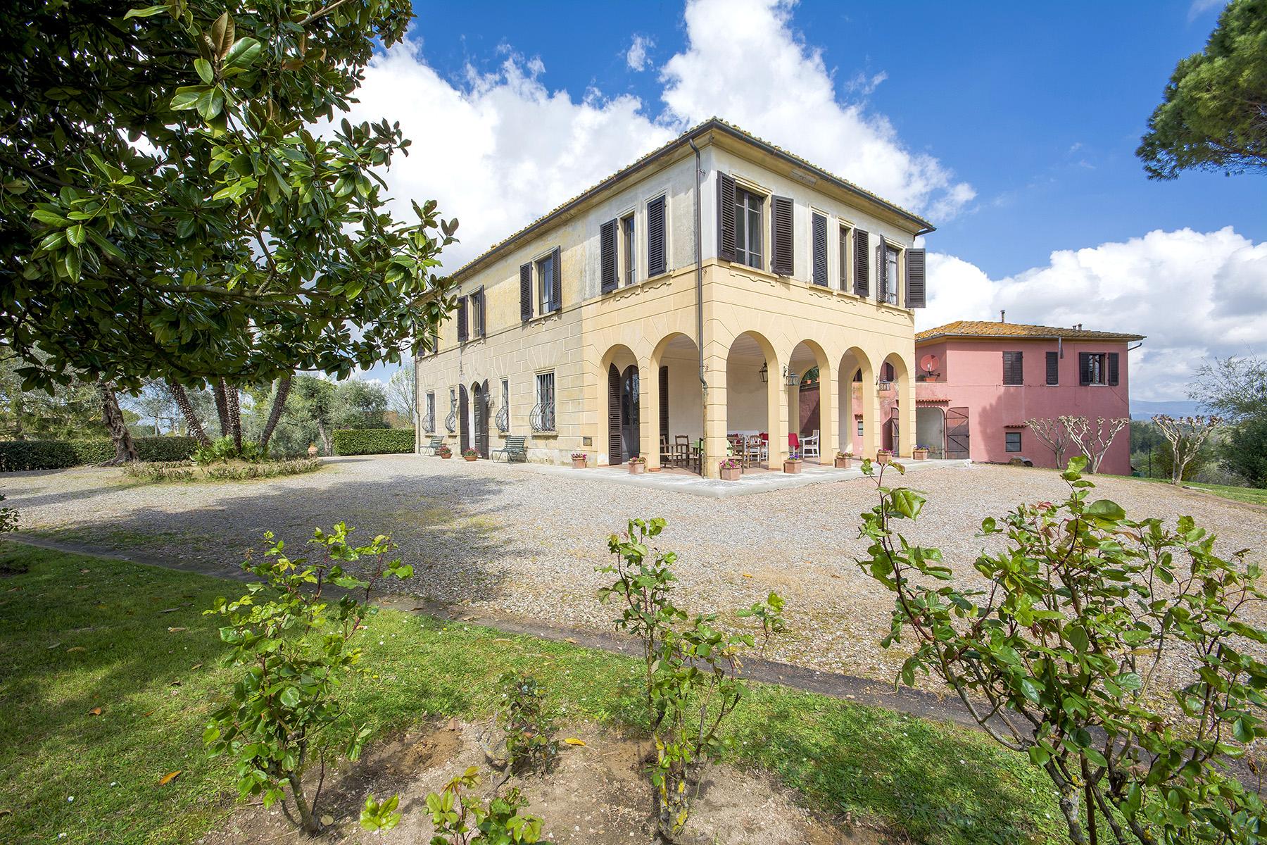 Villa in Vendita a Crespina Lorenzana: 5 locali, 900 mq - Foto 4