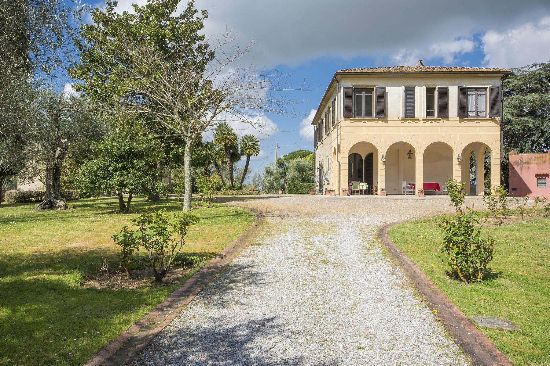 Villa in Vendita a Crespina Lorenzana: 5 locali, 900 mq - Foto 23
