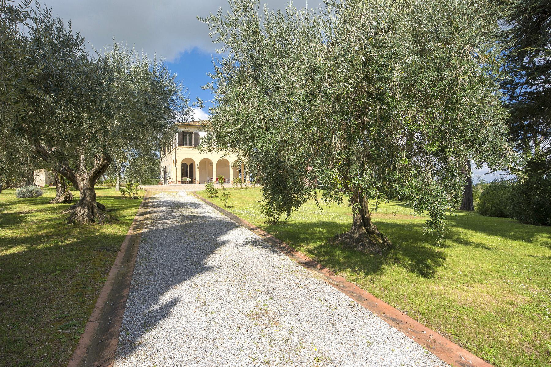 Villa in Vendita a Crespina Lorenzana: 5 locali, 900 mq - Foto 14