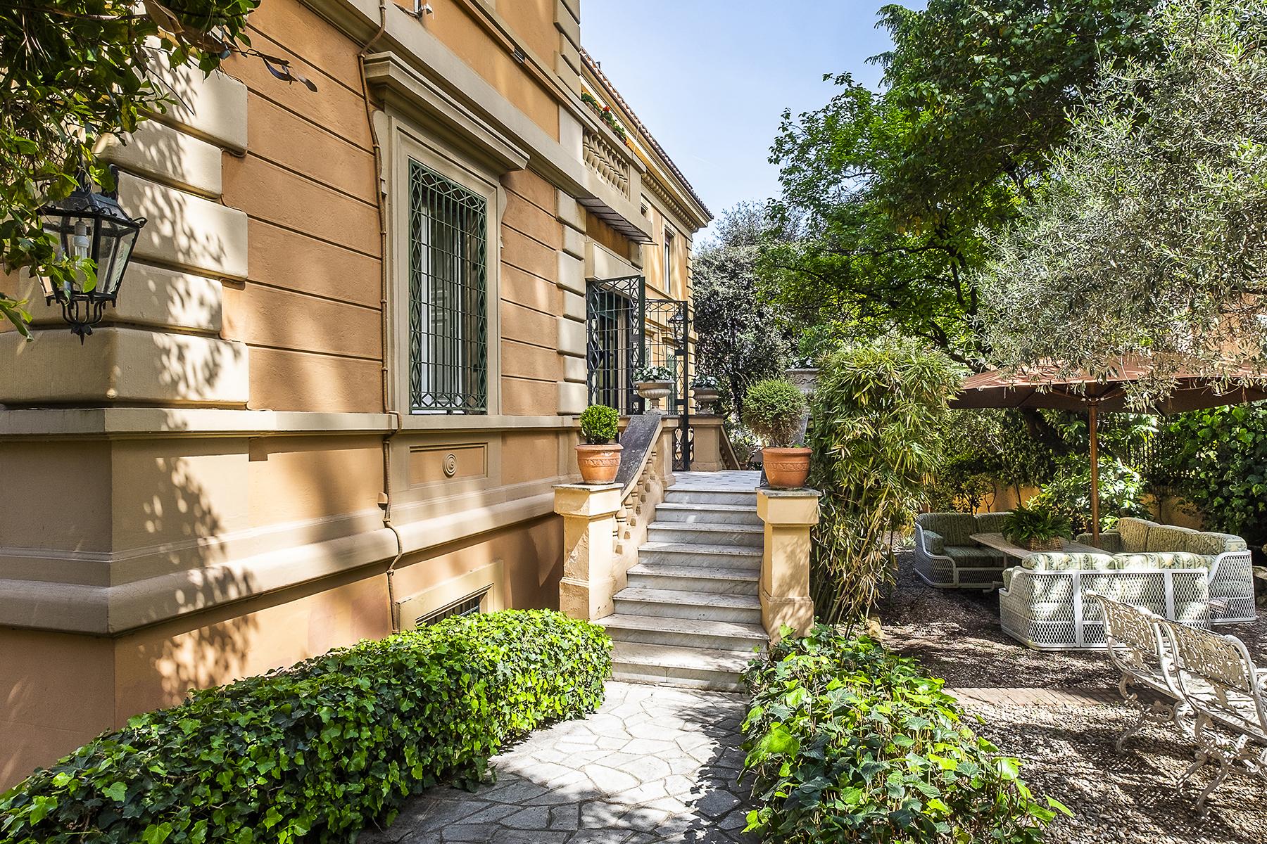 Villa in Vendita a Roma via dandolo