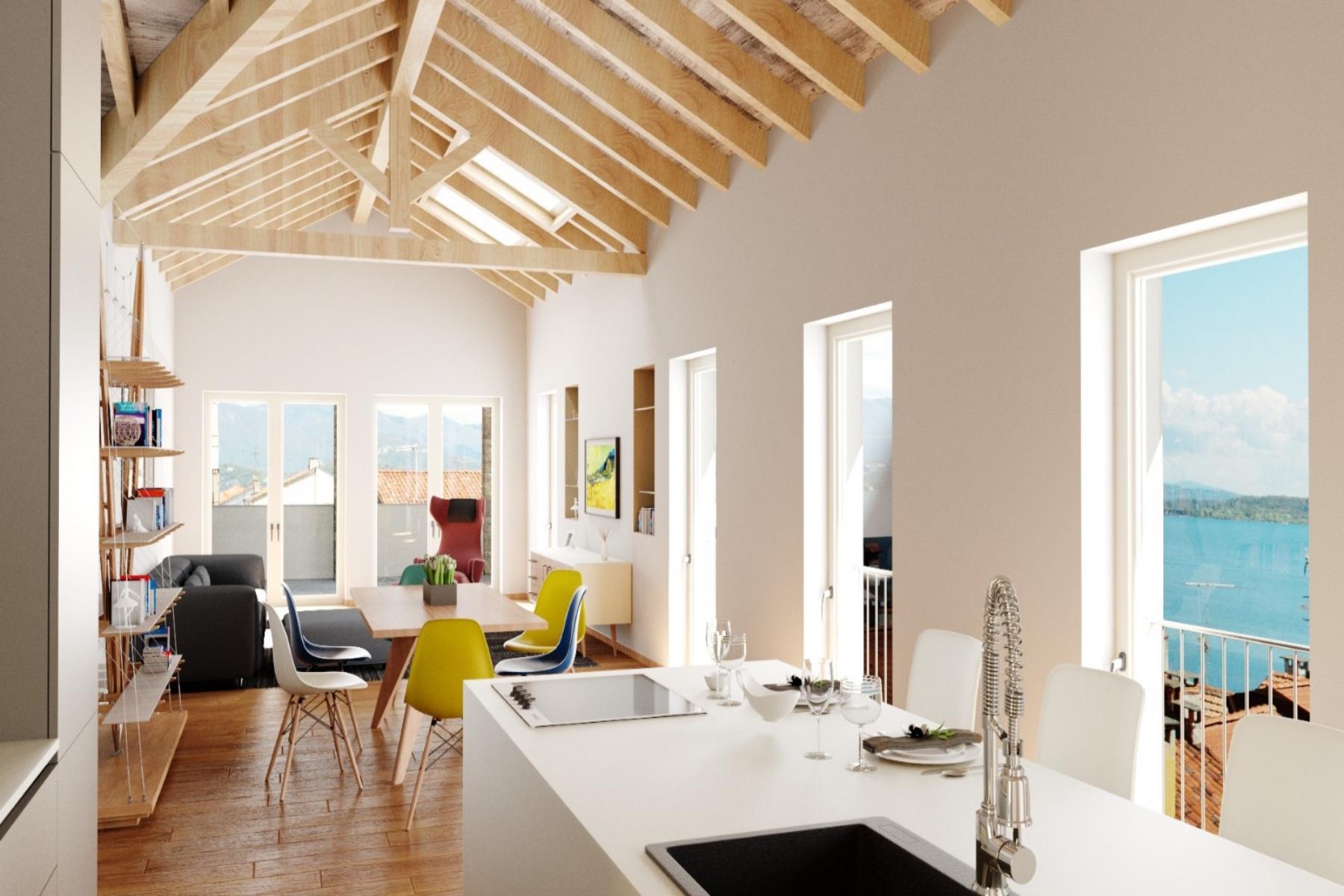 Appartamento in Vendita a Belgirate: 5 locali, 160 mq