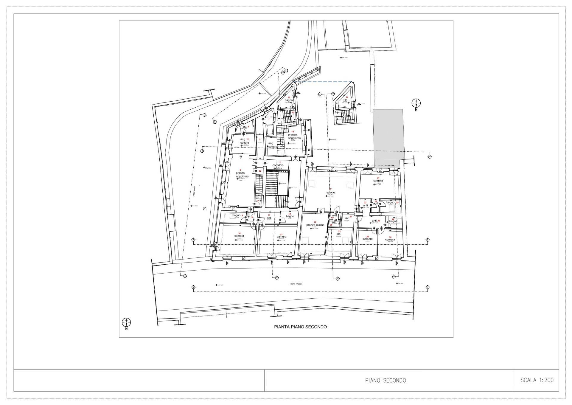 Palazzo in Vendita a Verona: 5 locali, 2000 mq - Foto 16