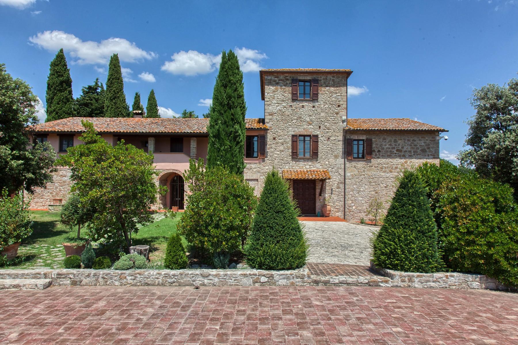 Villa in Vendita a Todi: 5 locali, 1078 mq - Foto 5