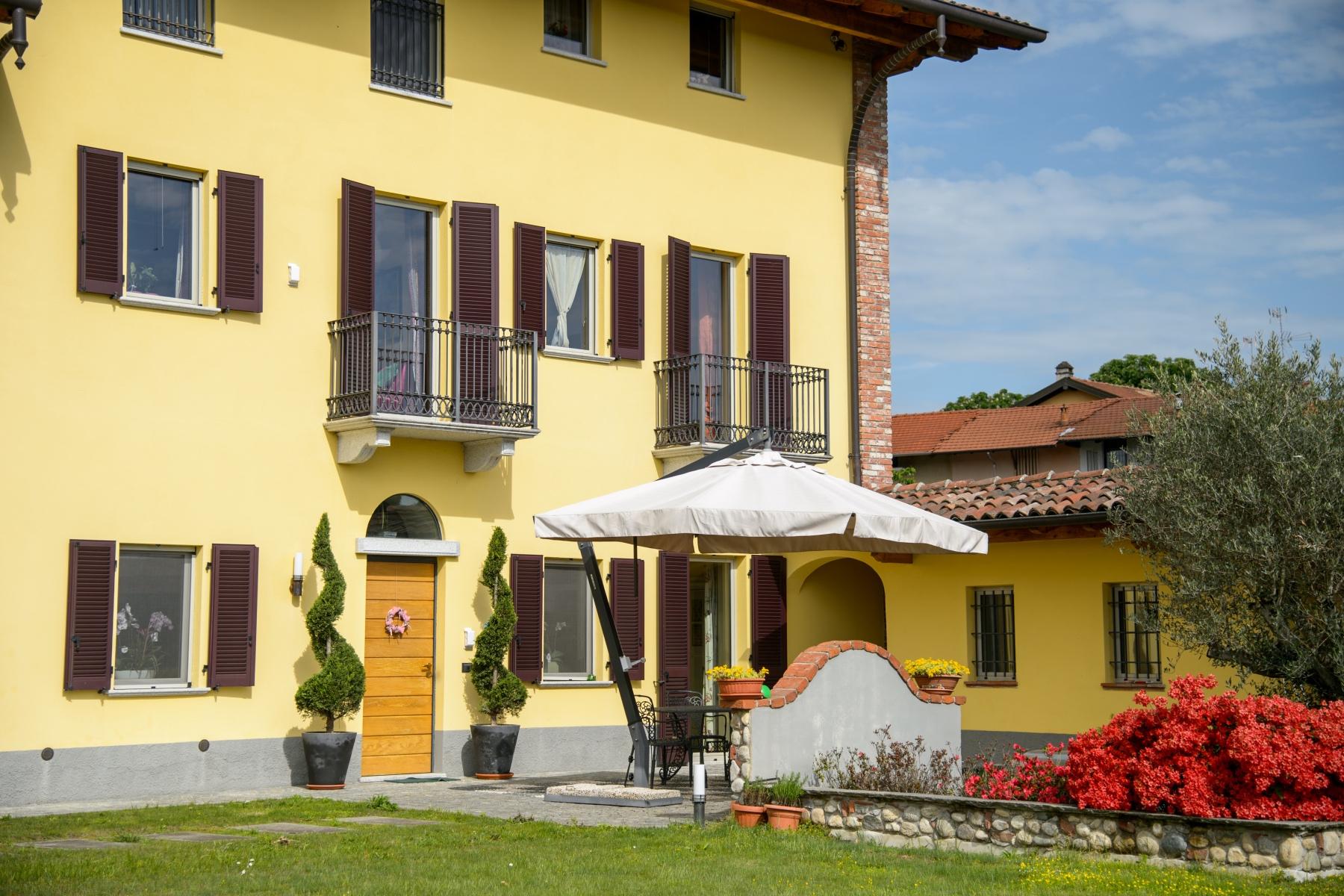 Casa indipendente in Vendita a Agrate Conturbia: 5 locali, 400 mq - Foto 20