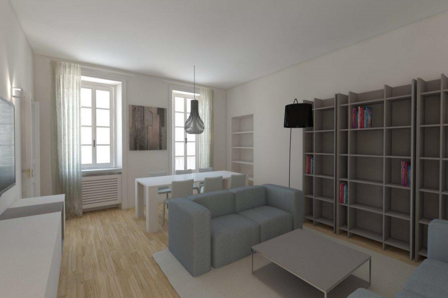 Appartamento in Vendita a Torino Centro: 5 locali, 150 mq