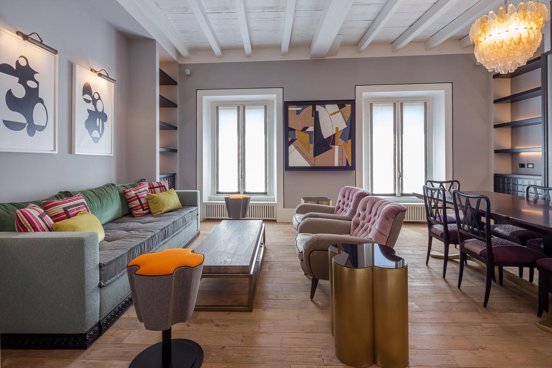 Appartamento in Affitto a Milano via bigli