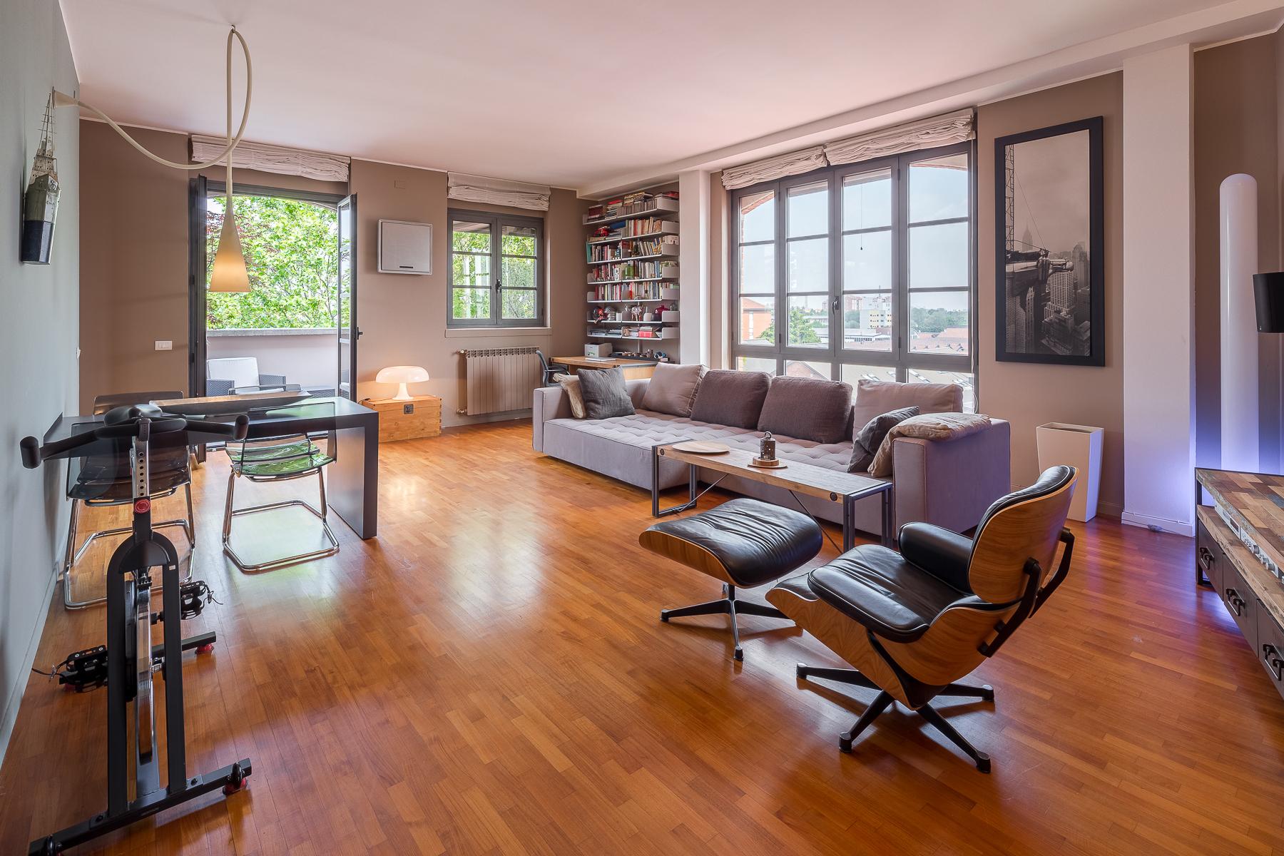 Appartamento in Vendita a Milano 23 Forlanini / Mecenate: 2 locali, 96 mq