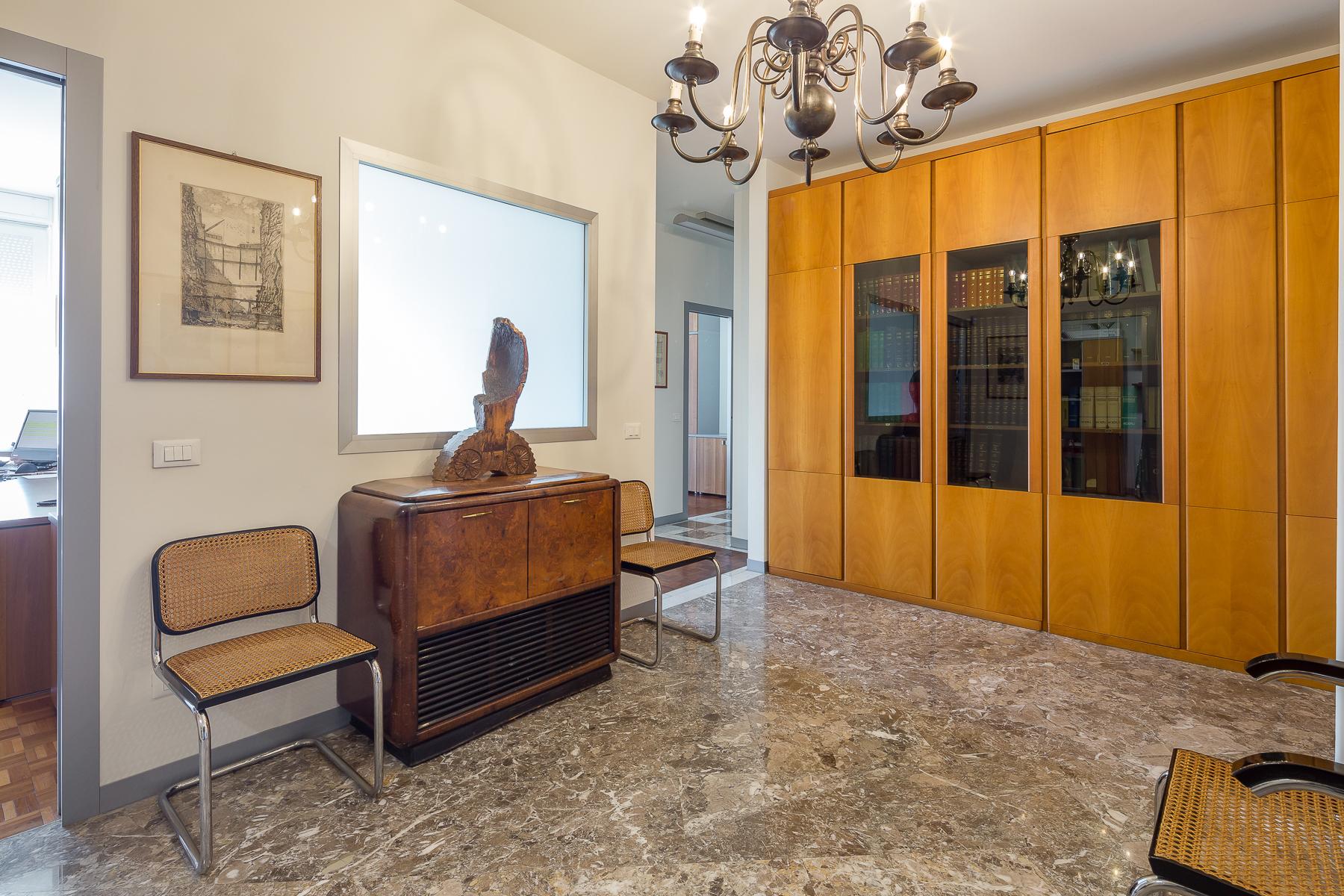 ufficio studio di lusso in affitto a milano via uberto