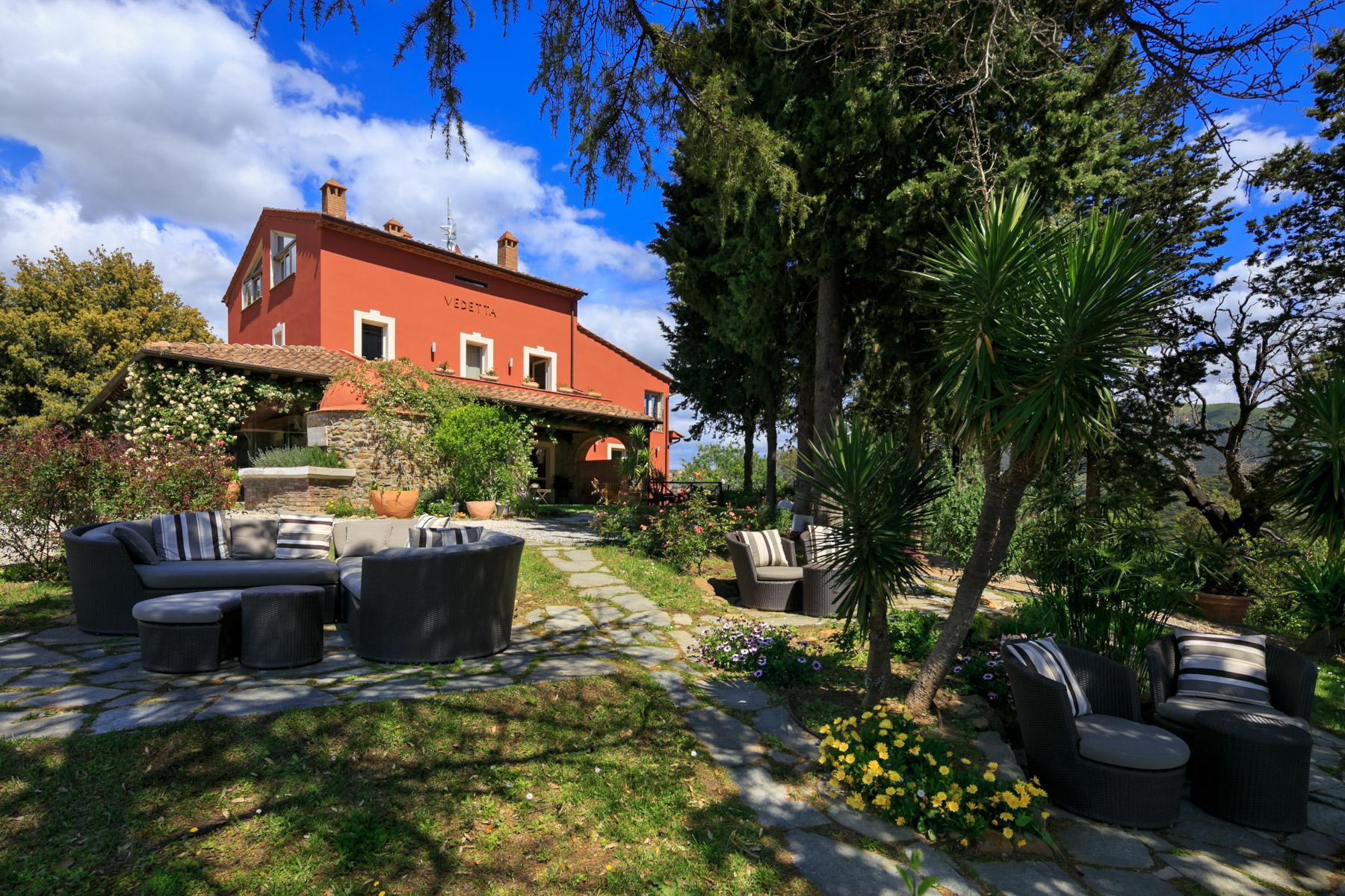Villa in Vendita a Scarlino:  5 locali, 400 mq  - Foto 1