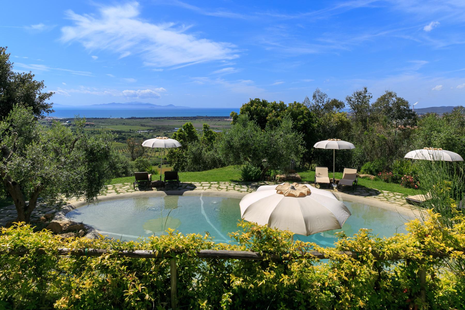 Villa in Vendita a Scarlino: 5 locali, 400 mq - Foto 11