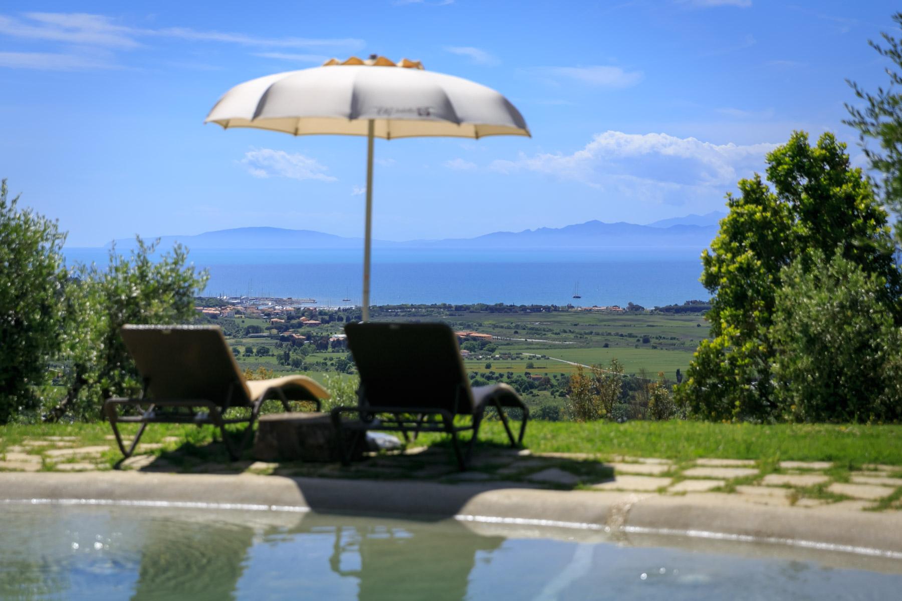 Villa in Vendita a Scarlino: 5 locali, 400 mq - Foto 16