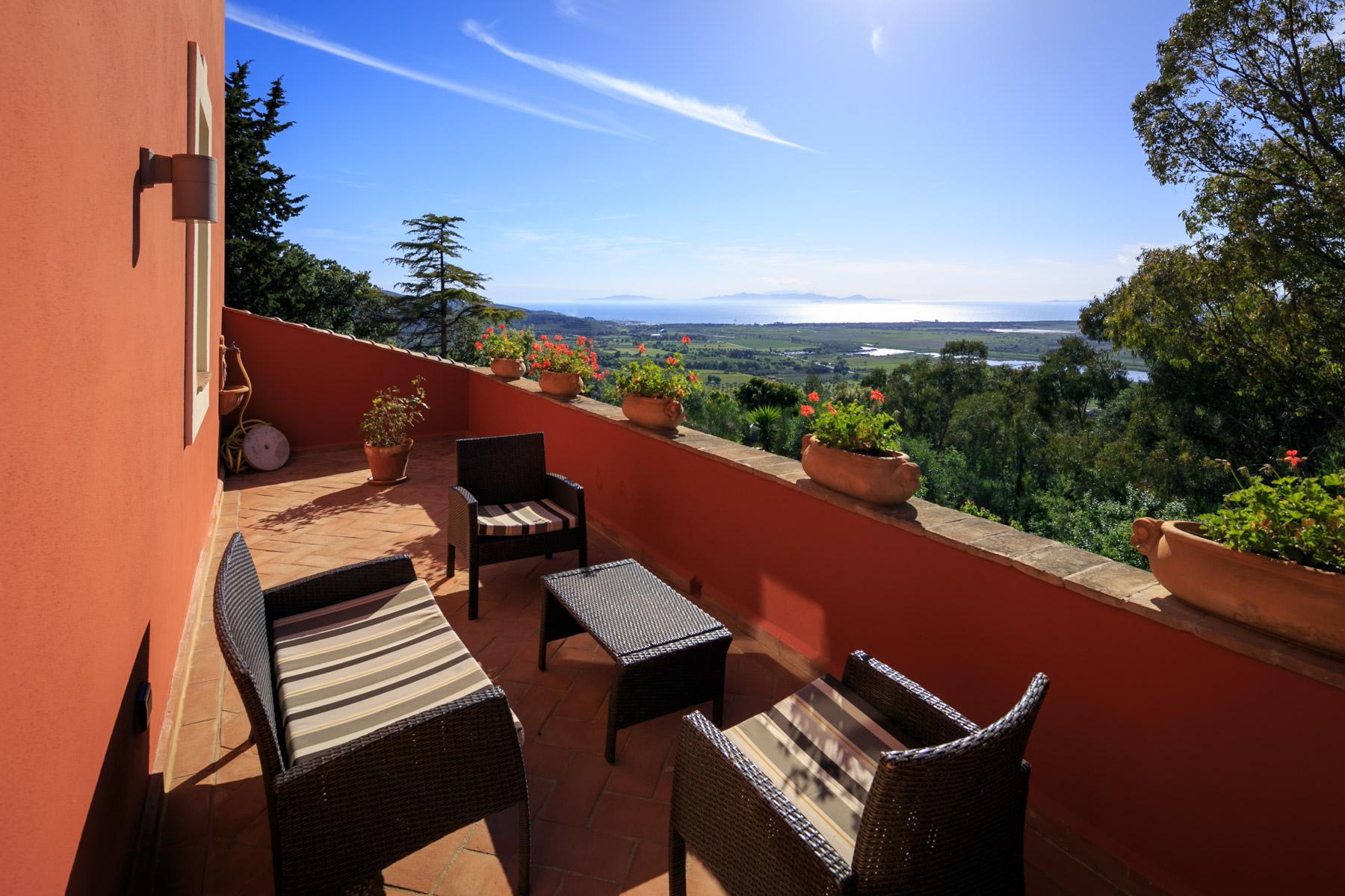 Villa in Vendita a Scarlino: 5 locali, 400 mq - Foto 29