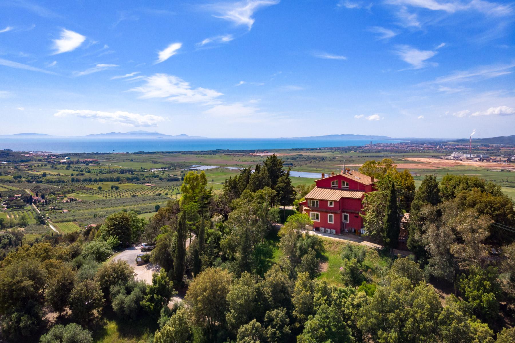 Villa in Vendita a Scarlino: 5 locali, 400 mq - Foto 2