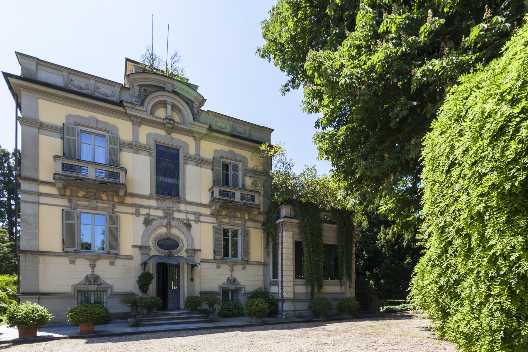 Villa in Vendita a Rivoli: 5 locali, 450 mq - Foto 22